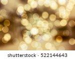 blurred lights  festive design  ...