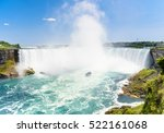 Canadian Side Of Niagara Falls...