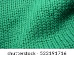 The Texture Of A Knitted...