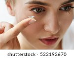 eye care and contact lenses for ... | Shutterstock . vector #522192670