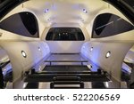 interior of hearse used for... | Shutterstock . vector #522206569