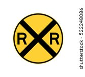 Railroad Crossing Sign  U.s....