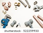 Various Plumbers Tools And...