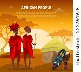African Ethnic Tribal Customs...