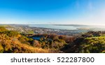 panoramic belfast bay view from ... | Shutterstock . vector #522287800