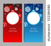 set vector illustration banner... | Shutterstock .eps vector #522384580