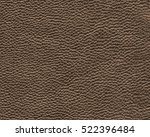 Dark Brown Leather Texture...