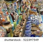 verities of traditionally... | Shutterstock . vector #522397549