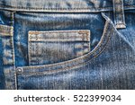 Denim Texture And Background  ...