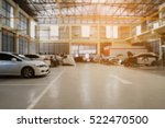 car repair service centre... | Shutterstock . vector #522470500
