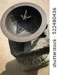 Ancient Korean Sundial
