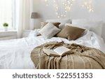 coziness  comfort  interior and ... | Shutterstock . vector #522551353