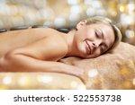 people  beauty  spa  healthy... | Shutterstock . vector #522553738