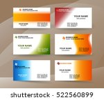 abstract professional and... | Shutterstock .eps vector #522560899