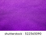 Purple Fabric Texture. Purple...