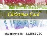 Christmas Card    Abstract...