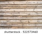 Aged Wooden Pathway On The...