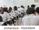blur school or university... | Shutterstock . vector #522630634