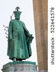 Small photo of BUDAPEST, HUNGARY - OCTOBER 1, 2016: Statue of Stephen Bocskai or Istvan Bocskai (1557 - 1606), leader of a revolt against the Habsburg Holy Roman Emperor's effort to impose Roman Catholicism.