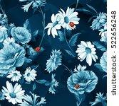 Poppy  Chamomile  Cornflower ...