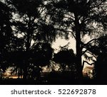 nature. soft focus  noise and... | Shutterstock . vector #522692878