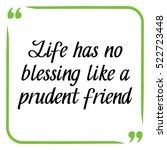 friendship quote. handwritten... | Shutterstock .eps vector #522723448