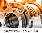 Steel Parts For Industrial...