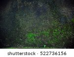 Dark And Wet Concrete Wall With ...