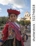 Cusco  Peru   May 7 ...
