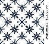 vector. decorative stylish... | Shutterstock .eps vector #522778444