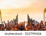 bali  indonesia   october 18 ... | Shutterstock . vector #522799426