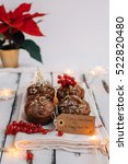 Festive Christmas Muffins With...