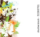 vector background | Shutterstock .eps vector #52283701