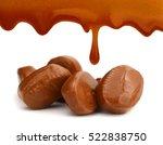 dark chocolate | Shutterstock . vector #522838750