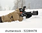 professional photographer... | Shutterstock . vector #52284478