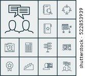 set of 12 project management...