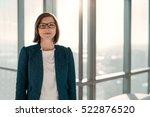 portrait of an attractive...   Shutterstock . vector #522876520