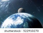 Earth Like Planet Or Extrasola...