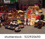 souvenir shop in south africa | Shutterstock . vector #522920650