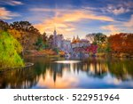 Central Park  New York City At...
