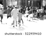 blurred abstract background of...   Shutterstock . vector #522959410