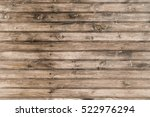 background wooden fence | Shutterstock . vector #522976294