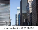 skyscraper of business and... | Shutterstock . vector #522978553