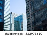 skyscraper of business and... | Shutterstock . vector #522978610