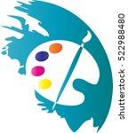 painting   Shutterstock .eps vector #522988480