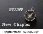 Start New Chapter Written With...