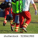 Ambulance Stuff On The Sport...
