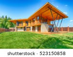 country house | Shutterstock . vector #523150858