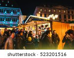 strasbourg  france   nov 28 ... | Shutterstock . vector #523201516