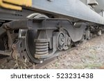 Close Ups Steel Diesel Railcar...